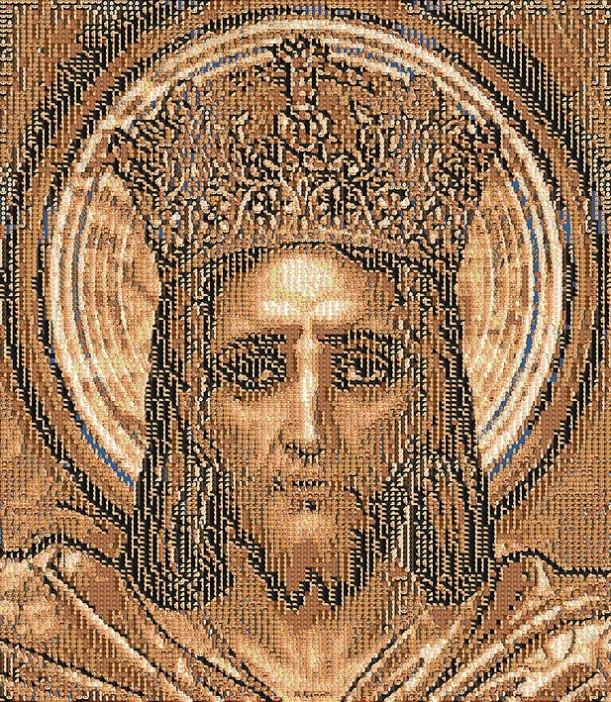 'millennium man' (St. Paul's Cathedral)