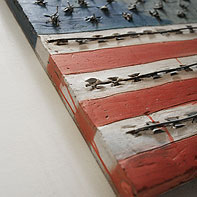 'god bless america' (detail)