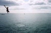 pier leap - bognor regis, uk