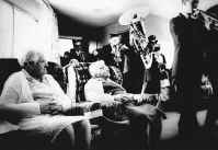 brass band - 'care for the elderly'