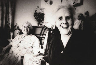 old friends 1- 'care for the elderly'