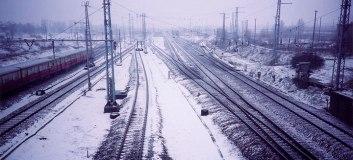 railway to the east, berlin